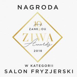 ZIWA - Zankyou International Wedding Awards to jedyna nagroda przyznawana najlepszym profesjonalistom ślubnym od ekspertów światowej klasy z branży ślubnej, grupy par młodych i wykwalifikowanego jury. W 2018 roku udało mi sięzostać jenąz 3 finalistów na poziomie regionalnym oraz krajowym :) DZIĘKUJĘ!